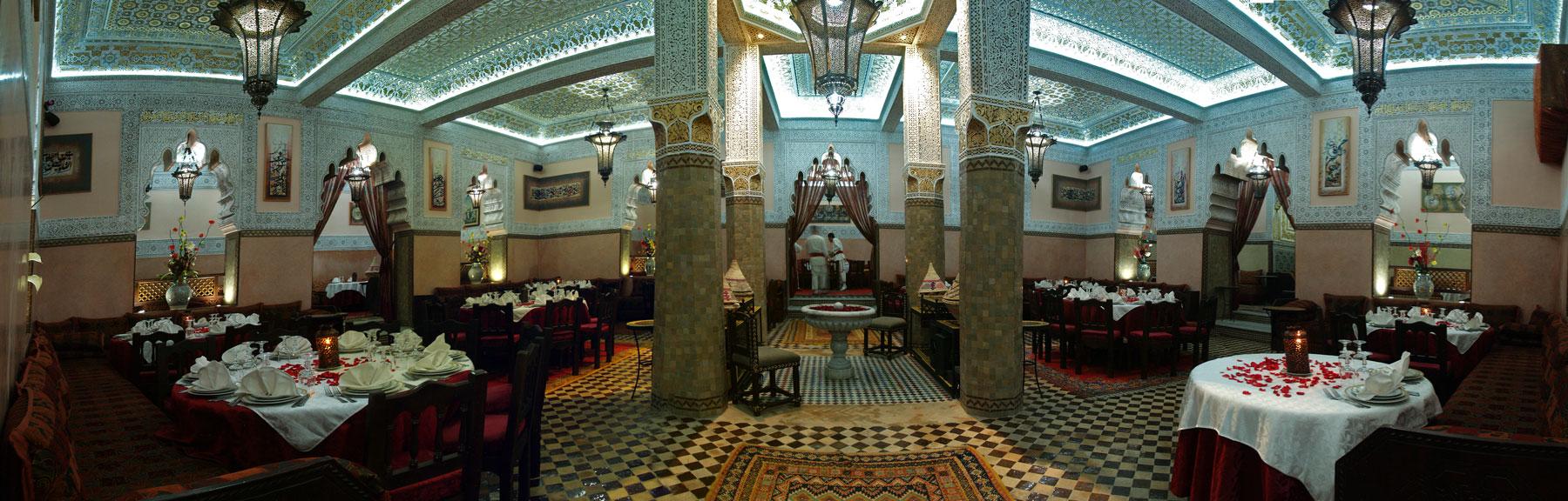 Meilleur restaurant Marrakech