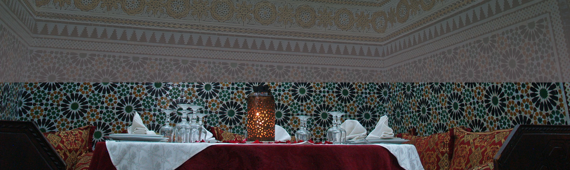 Wedding – Restaurant in Marrakech